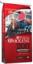 omolene200bag e1332454710153 Horse Feeds