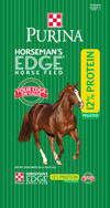 HorsemansEdge PELLETED12 BAG72dpi Horse Feeds