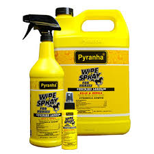 Product Photos_Pyranha Oil Based Fly Spray Products