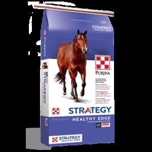 Purina Strategy Healthy Edge Horse