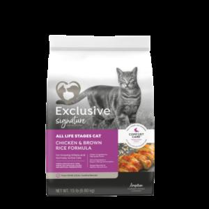 Exclusive Signature Chicken & Rice Formula Cat Food