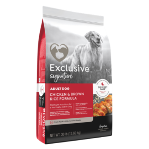 Exclusive Signature Chicken & Rice Adult Dog Food