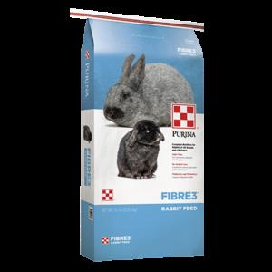 Purina Fibre3 Rabbit Feed