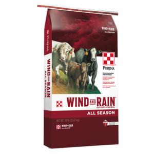 Purina Wind and Rain All Season Mineral