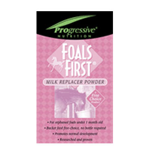 Foals First Milk Replacer