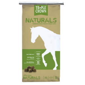 Triple Crown Natural Alfalfa Timothy Cubes