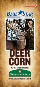 blue star deer corn 7-22