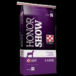 Purina Honor Show Lamb