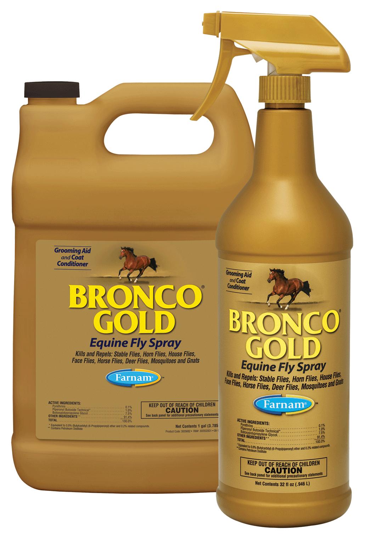 BroncoGoldFlySpray