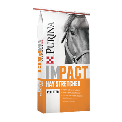 Impact Hay Stretcher Pelleted Horse Feed