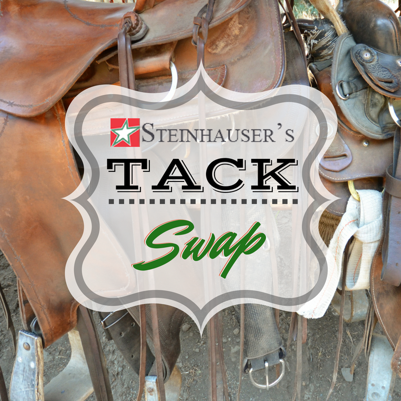 Tack Swap at the Alvin Store