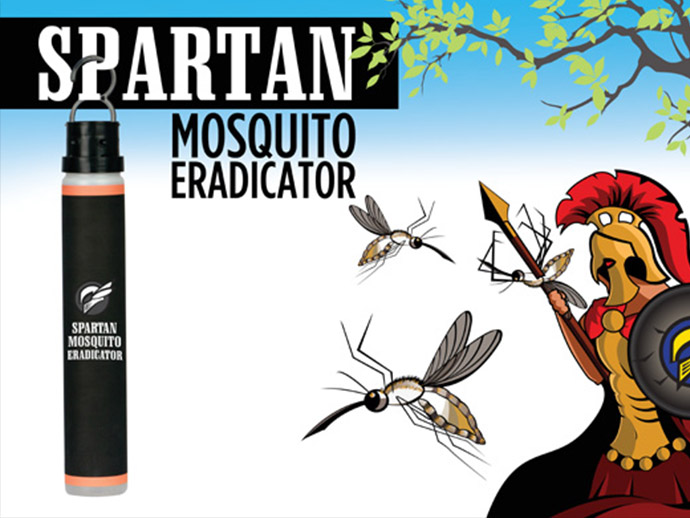 Spartan Mosquito Eradicator available at Steinhauser's