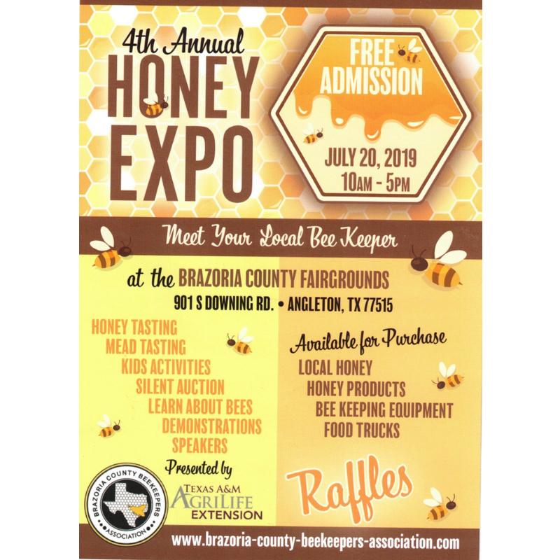 4th Annual Honey Bee Expo