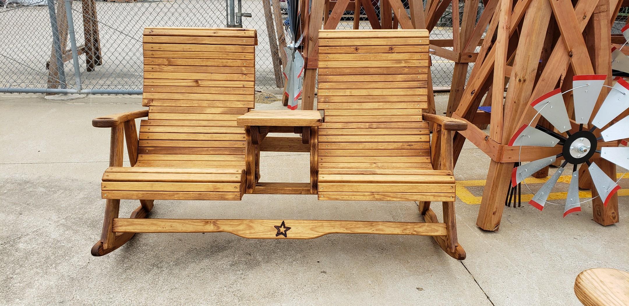Sawdust & Splinters Wood Furniture
