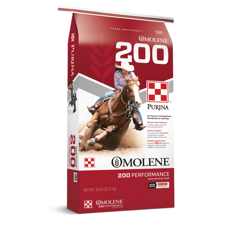Purina Omolene 200 Horse Feed
