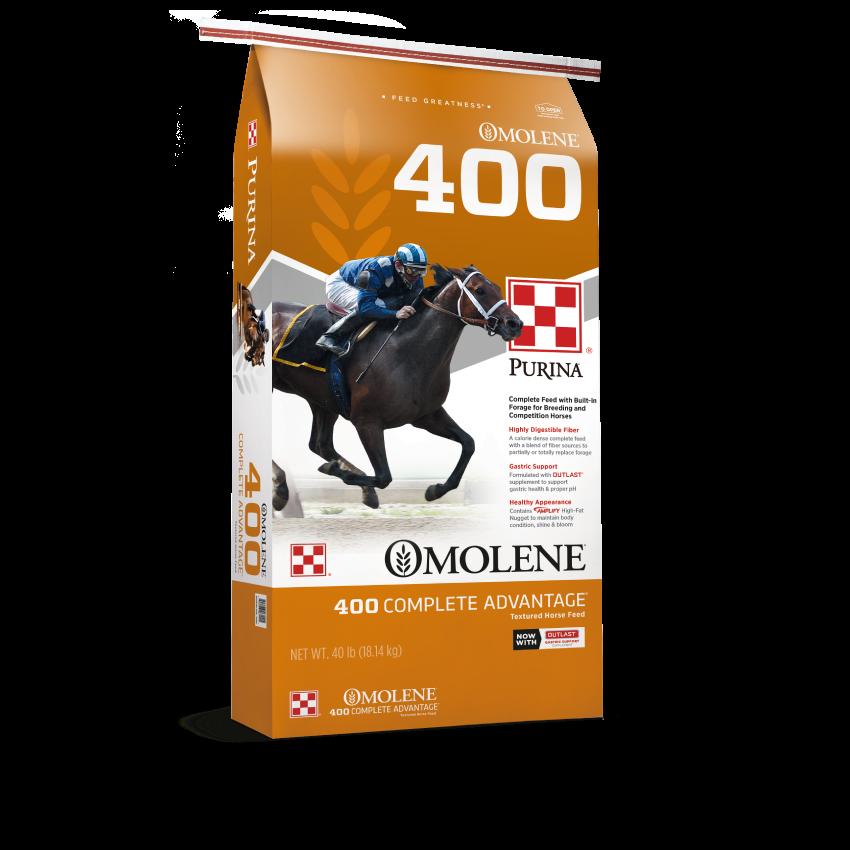 Purina Omolene 400 Horse Feed
