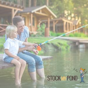 stock my pond